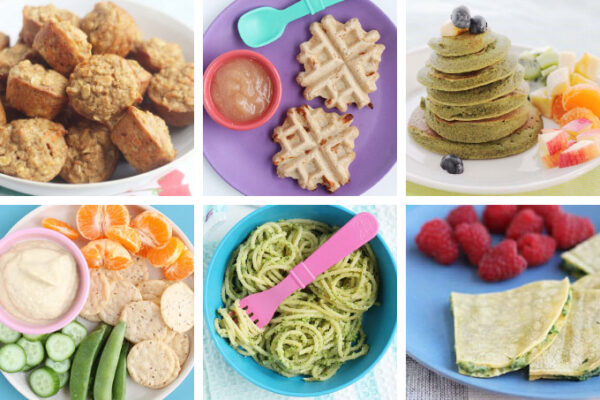 4 Weeks of Healthy Spring Recipes for March