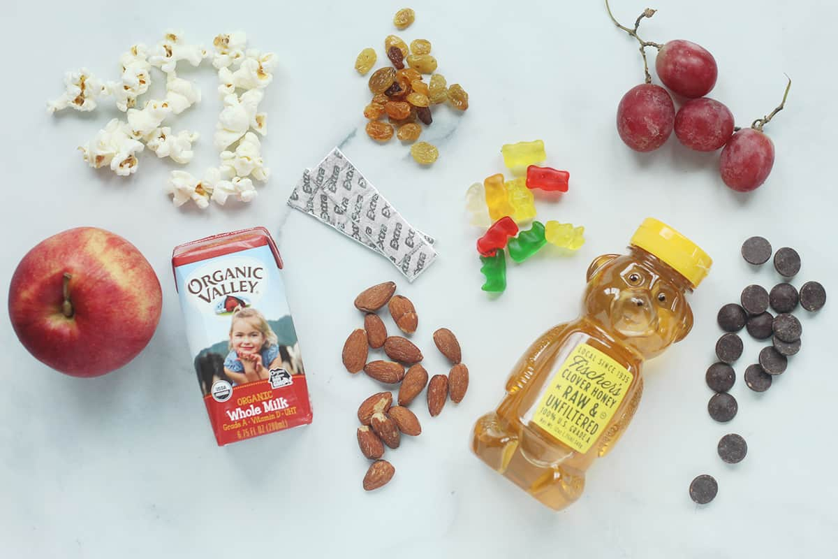 food-for-kids-on-marble-surface