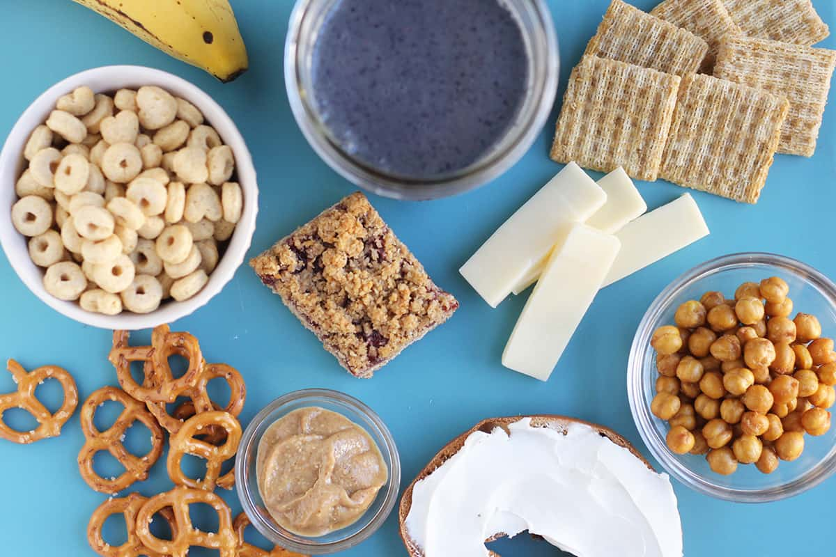 50+ Healthy Pregnancy Snacks (You'll Actually Want to Eat)